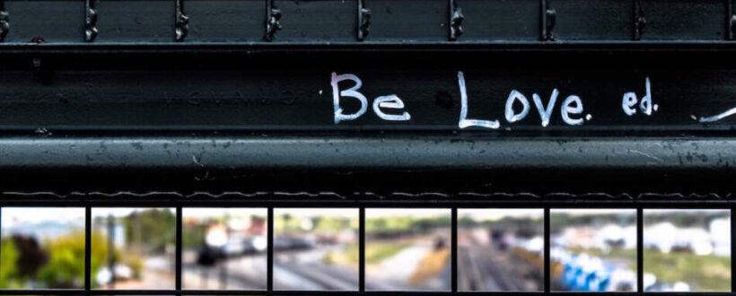 be loved, love, self-love, you deserve love, let go