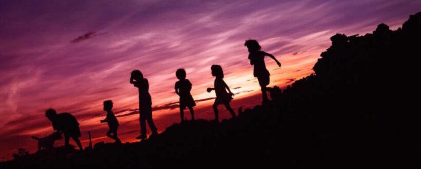 RAICES, love, love children, give love,