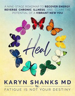 Heal by Karyn Shanks MD - Book Cover