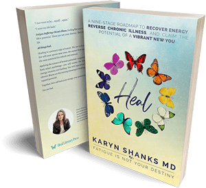 Heal, by Karyn Shanks MD, is here