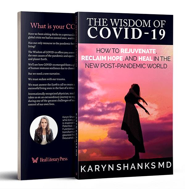 The Wisdom of Covid-19 Cover